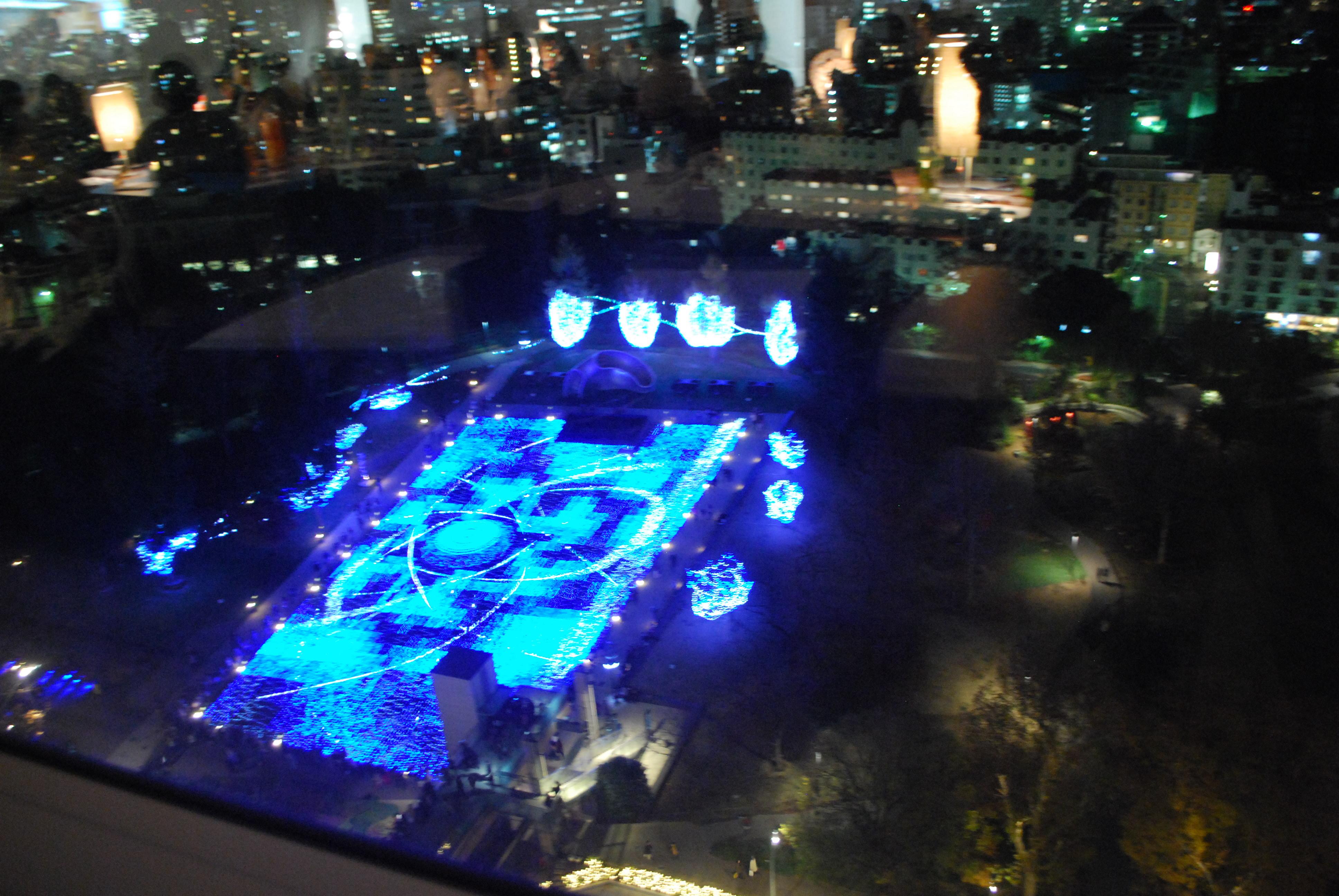 201212東京カフェ夜景.JPG