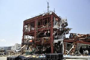 【防災庁舎】2011年4月
